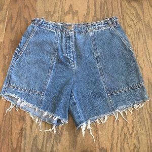 Vintage Ralph Lauren Cutoff Jean Shorts